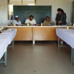 स्थानिक व्यवस्थापन समिती भेट Local Management Committee Visit