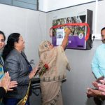 सॅनिटरी नॅपकिन वेंडिंग मशीनचे उद्घाटन Sanitary Napkin Vending Machine Inauguration