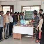 मराठी भाषा संवर्धन व ग्रंथप्रदर्शन Marathi language conservation and book exhibition
