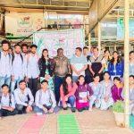 विद्यार्थी भेट-कृषी महोत्सव 2020 Student visit-Krushi Mahotsav 2020