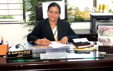 Principal Dr. Vedashree V. Thigale